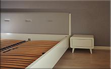 Milano MDF biały półmat zkomodą - Zgorzelec 2016