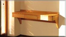 Toaletka Mare zlitego drewna bukowego - Zabrze