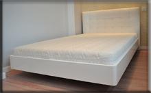 Wysoki połysk zoparciem tapicerowanym - Świnoujście 2012