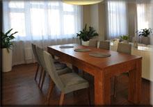 Stół dębowy Zeus - rozkładany do 4,5 metra