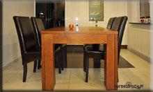Rozkładany stół jesionowy Zeus