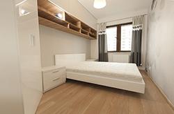 Łóżko Bianco Piccolo modyfikowane białe WARSZAWA